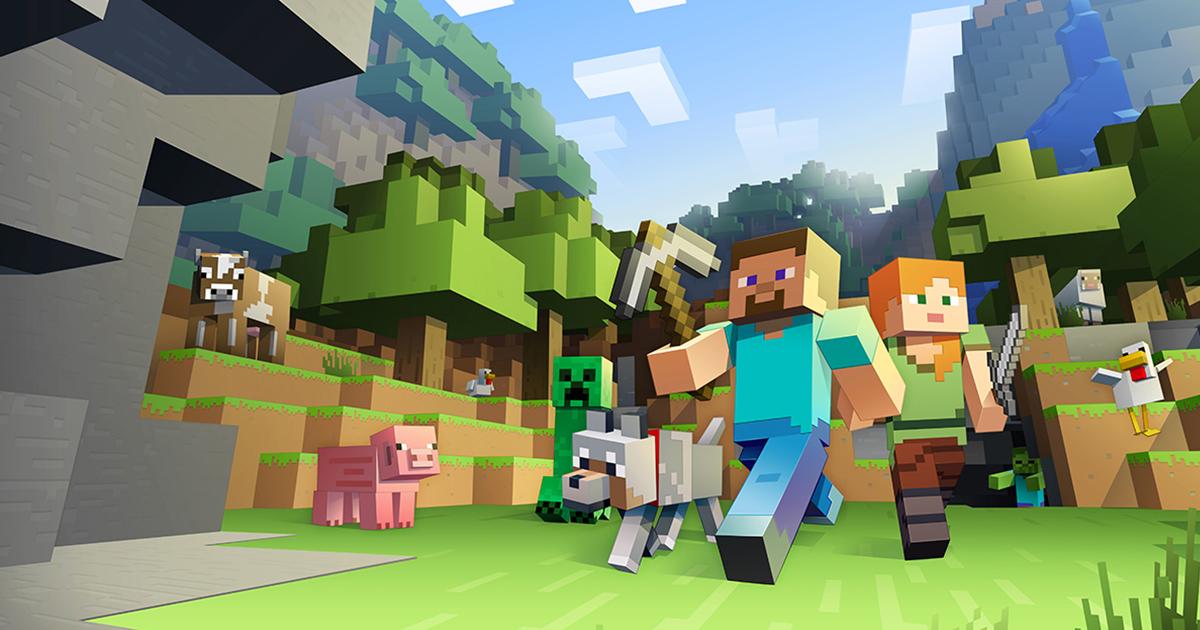 Minecraft hero og.c5517b7973e1