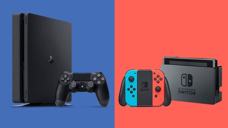 Ps4 x switch